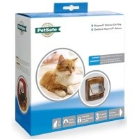 Petsafe Cat Flap 4 way lock 320 bruin