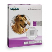 Pet Door 740 middelgroot wit